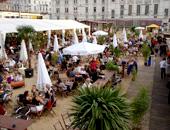 Las 'playas' de Viena