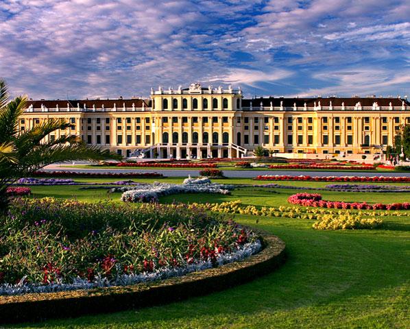 Palacio de Schönbrunn<br />© Julius Silver