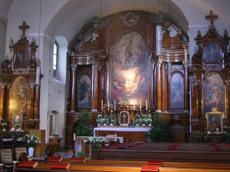 Iglesia De Los Capuchinos Cripta Imperial Iglesias Guiadeviena Com