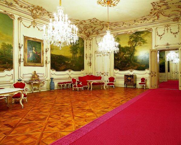 Palacio de Schönbrunn<br />© Schloß Schönbrunn Kultur- und Betriebsges.m.b.H.