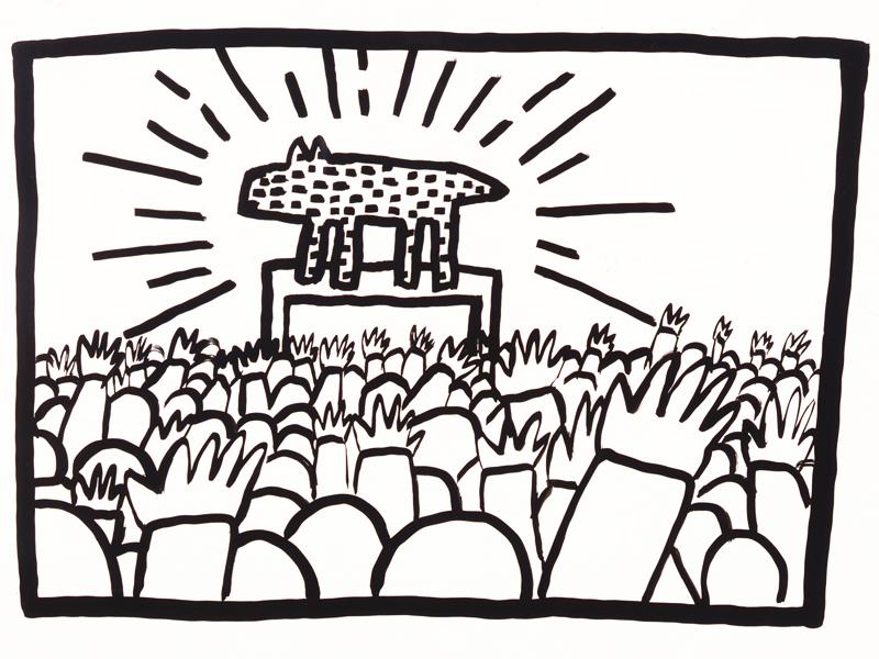 Keith Haring: 1978-1982. Los tempranos años de experimentación ...