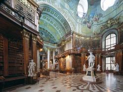 Prunksaal – Biblioteca Nacional Austriaca