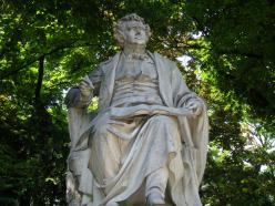 Monumento a F. Schubert