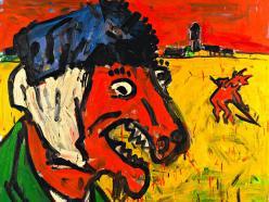 Van Gogh como una cabra, 1984