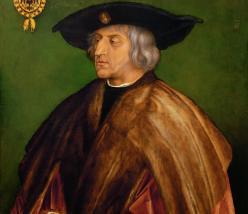 Maximiliano I, 1519