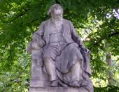 Monumento a J. Brahms