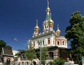 Iglesia ortodoxa rusa de San Nicolás
